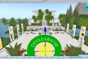 Second Life: DevLearn 2009
