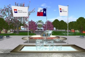 Dallas Community Colleges (DCCCD) – Second Life