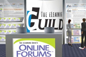 Second Life: E-learning Annual Gathering